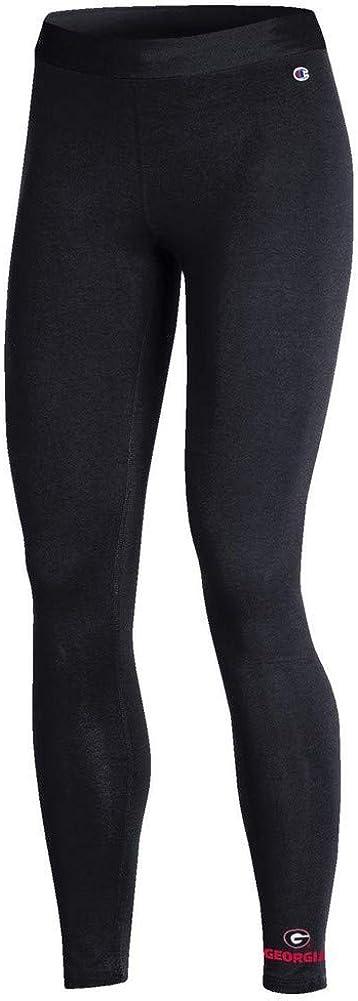 Elite Fan Shop NCAA Womens Leggings Black