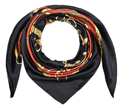 corciova Womens Square Feeling Headscarf