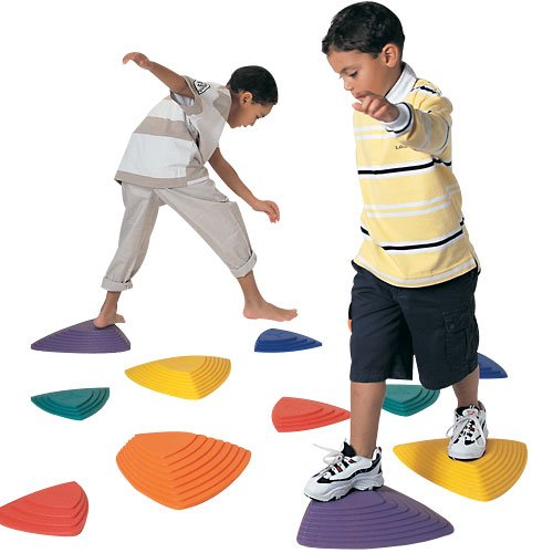 Gonge Riverstones are popular balance toys for kids