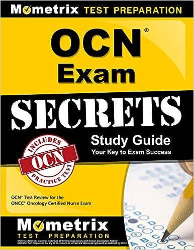 Amazon.com: OCN Exam Secrets Study Guide: OCN Test Review ...