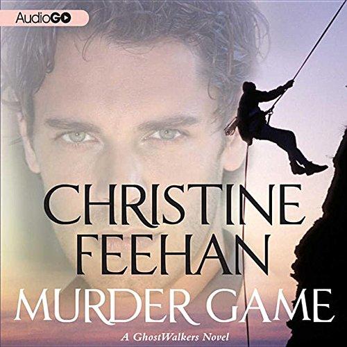 Murder Game (Ghostwalker Novels) by Blackstone Audiobooks