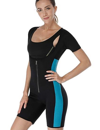 Amazon.com: NonEcho - Prenda modeladora con mangas, traje de ...