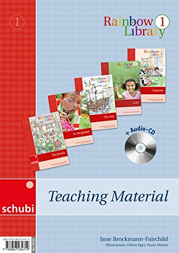 Rainbow Library 1: Teaching Material