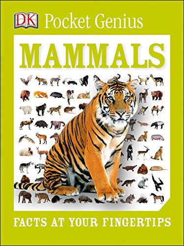 Pocket Genius: Mammals: Facts at Your Fingertips