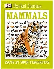 Pocket Genius: Mammals: Facts at Your Fingertips