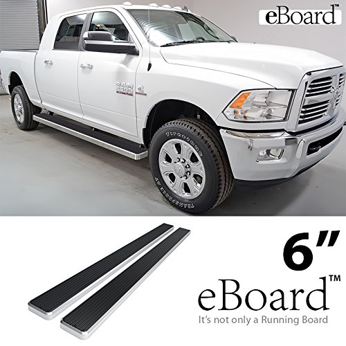 eBoard Running Boards Aluminum 6
