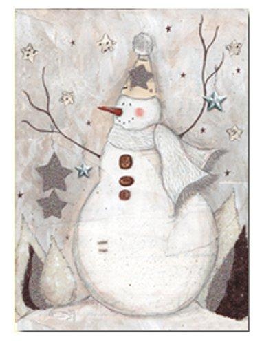 12 Die Cut Christmas Cards and Envelopes, - Die Cards Cut Christmas