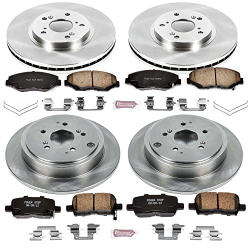 Autospecialty KOE2303 1-Click OE Replacement Brake Kit ()