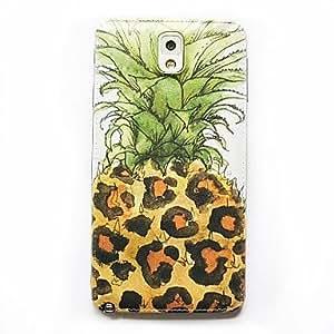 WQQ Teléfono Móvil Samsung - Cobertor Posterior - Gráfico - para Samsung Galaxy Note 3 ( Multi-color , Plástico )