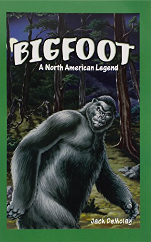 Bigfoot: A North American Legend