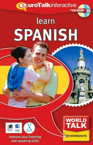 World Talk Mittelstufe. Für Anfänger mit Vorkenntnissen.: WORLD TALK Spaans/Espagnol: Verbeter uw luister- en…