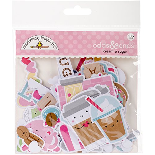 Sweet Tea Border Collection (Doodlebug DOO5484 C&S Odds & Ends)