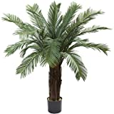 4 Cycas Tree UV Resistant - (Indoor/Outdoor) by NNatural