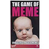 The Game of Meme Adult Fun Card Game