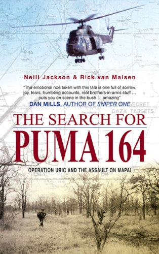 The Search for Puma 164: Operation Uric and the Assault on Mapai