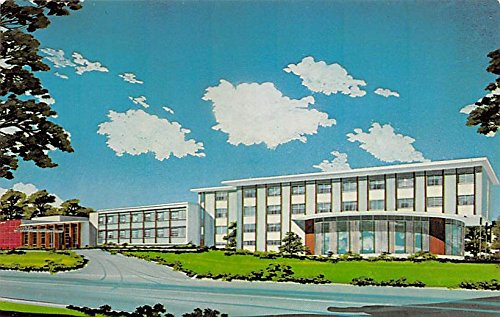 New Hotel Gibber New Indoor Pool and Health Club Kiamesha Lake, New York, Postcard
