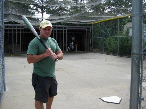 Jaulas de bateo del béisbol arranca de la plantilla de Plan de negocio muestra en español