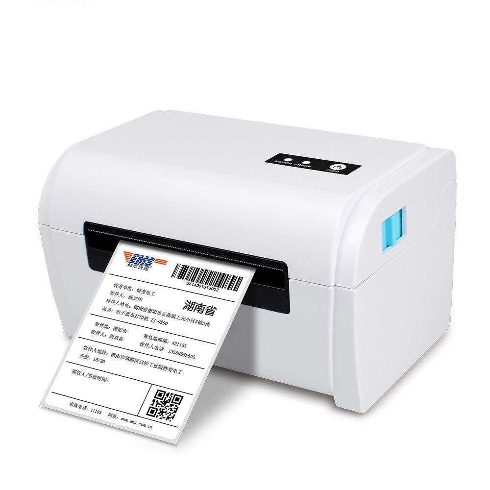 GzPuluz Impresora térmica de Tickets con Puerto USB portátil ...