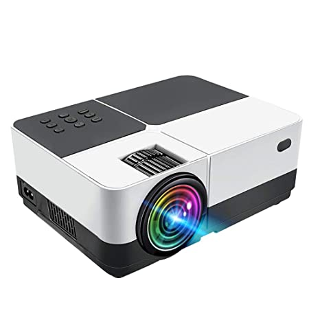 ZDNP Mini proyector LED, 800LMS de Cine en casa Full HD de ...