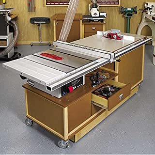 Mobile Sawing & Routing Center: Downloadable Woodworking Plan (B00286QZJO) | Amazon Products