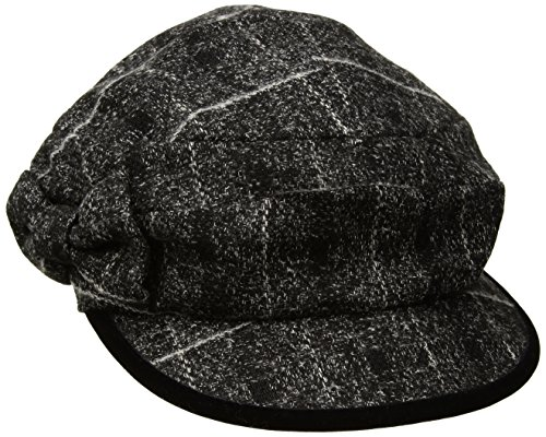 Betmar Women's Mulhouse Round Crown Felt Hat