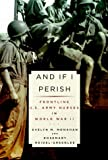 And If I Perish, Evelyn Monahan and Rosemary Neidel-Greenlee, 0375415149