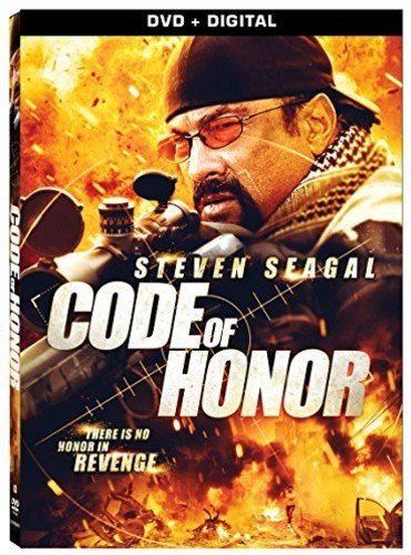 Code Of Honor [DVD + Digital]