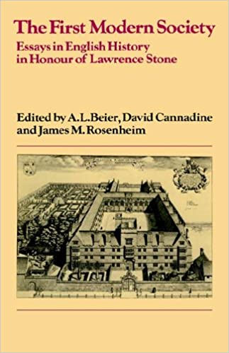 amazoncom the first modern society essays in english history in  amazoncom the first modern society essays in english history in honour of  lawrence stone past and present publications  a l  beier  essay on english language also sample essay thesis statement teaching essay writing to high school students