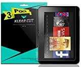 Amazon Kindle Fire HD 8.9 Screen Protector [3-Pack], Klear Cut High Definition Matte Screen Protector for Amazon Kindle Fire HD 8.9 (1st Gen) PET Film Anti-Glare and Anti-Bubble Shield