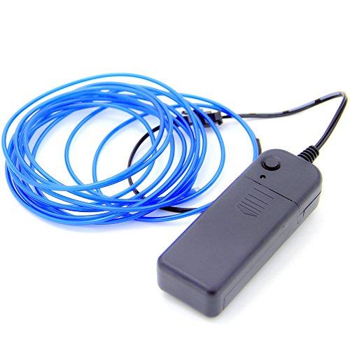 Portable EL Wire 10 Feet Long ()