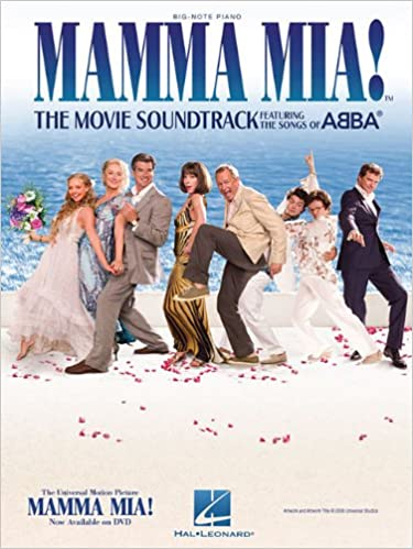 Mamma Mia The Movie Soundtrack Featuring The Songs Of Abba Abba