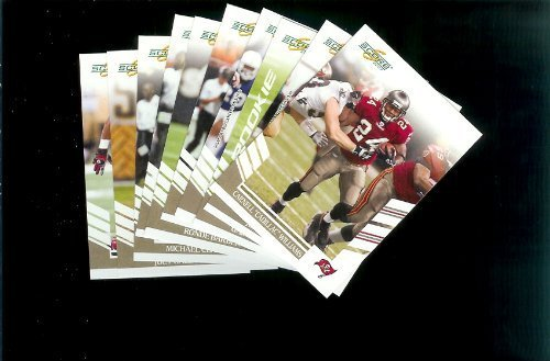 Tampa Bay Buccaneers Football Cards - 3 Years of Score Complete Team Sets 2006,2007, 2008 - Includes Stars, Rookies & More - Individually Packaged!