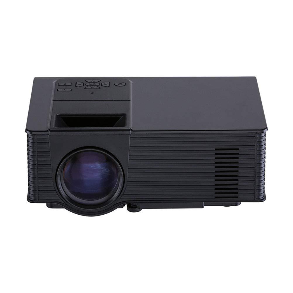 Proyector 1500 Lumens Mini Proyector, Video Proyector 1080P ...