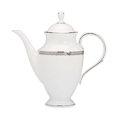 89deb7ee4d27 Lenox Lace Couture Coffee Pot: Amazon.ca: Home & Kitchen