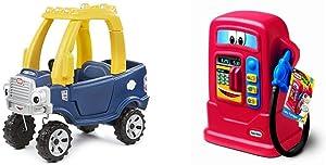 Little Tikes Cozy Truck and Cozy Pumper - Bundle