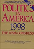 img - for Politics In America 1998 Hardbound Edition W/CD book / textbook / text book