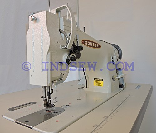 Amazon Consew 40RB40 Walking Foot Industrial Sewing Machine Enchanting Glaco Industrial Sewing Machine