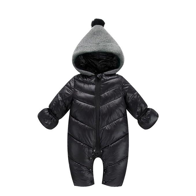 Amazon.com: Genda 2Archer - Mono de invierno con capucha ...