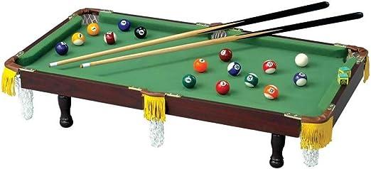 Club Fun Sppt Tabletop Miniature Pool Table