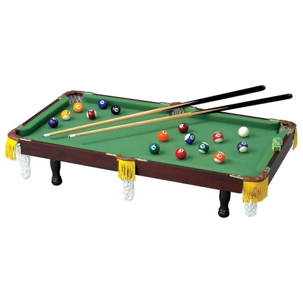 Club Fun Sppt Tabletop Miniature Pool Table by Club Fun