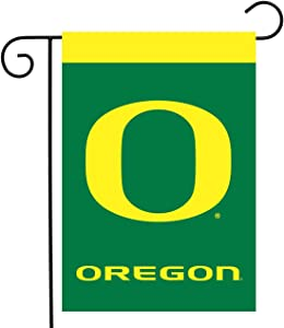 "Briarwood Lane Oregon Ducks Garden Flag NCAA Licensed 12.5"" x 18"""