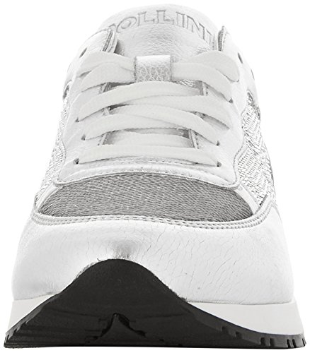 Sneakers Argent Scarpe Basse Donna da W Argento Ginnastica Pollini 90b vqfw4x551