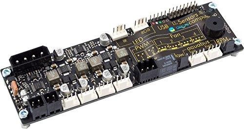 Aquacomputer Aquaero 6 LT USB Fan-Controller (53234) by Aquacomputer (Image #1)