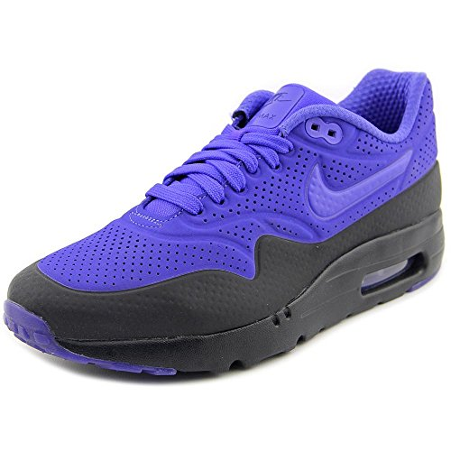 Nike Air Max 1 Ultra Moire, Men's Trainers Morado / Black (Persian Violet/Prsn Violet-blk)