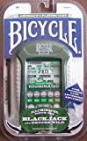 Bicycle Illuminated Touch Pad Electronic Handheld Blackjack Game