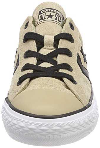 Star Black White Vintage Unisex Marr Khaki Converse Player Ox Zapatillas Adulto qPXdOwxCU
