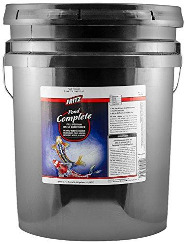 Fritz Aquatics Pond Complete Conditioner, 5-Gallon by Fritz Aquatics