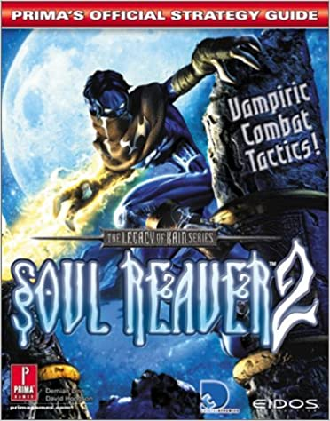 Legacy of Kain: Soul Reaver 2 (Prima's Official Strategy Guide)