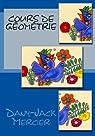 Cours de géométrie par Mercier