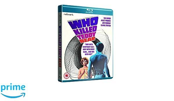 Who Killed Teddy Bear [Blu-ray] [Reino Unido]: Amazon.es: Sal ...